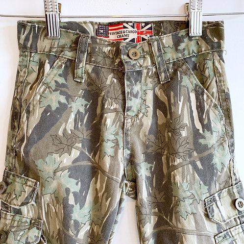 Maple Leaf Camo Cargo Pants