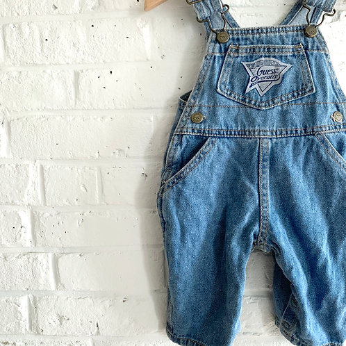 Vintage Guess Overall