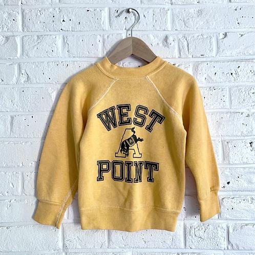 Vintage West Point Army Sweatshirt