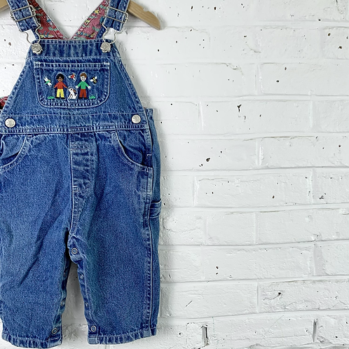 Vintage '90s Overall