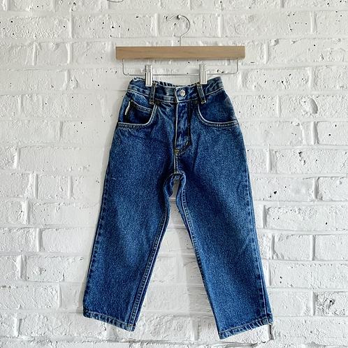 Vintage Basic Jeans