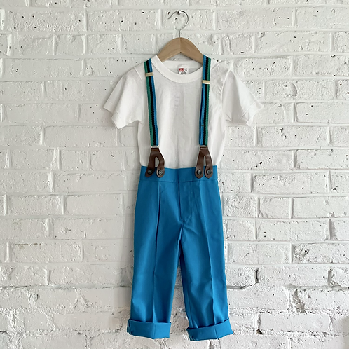 Pull -on Vintage Trousers