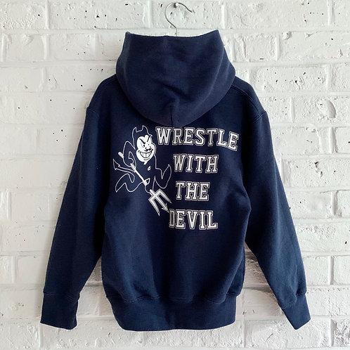Devils Wrestling Hoodie