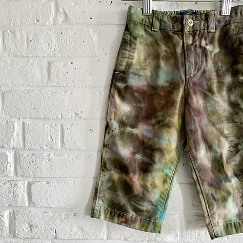 """""""Forest Camo"""" Twill Trousers"""