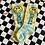Thumbnail: Smile Tie Dye Socks