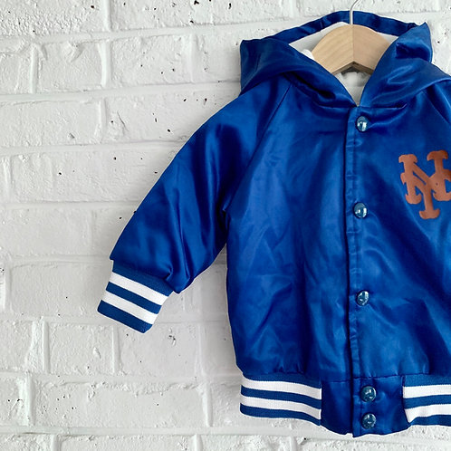 Vintage Chalk Line Mets Jacket