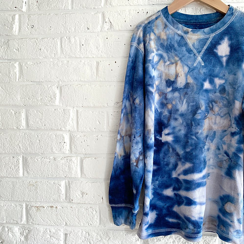 Sea Glass Tie Dye Thermal