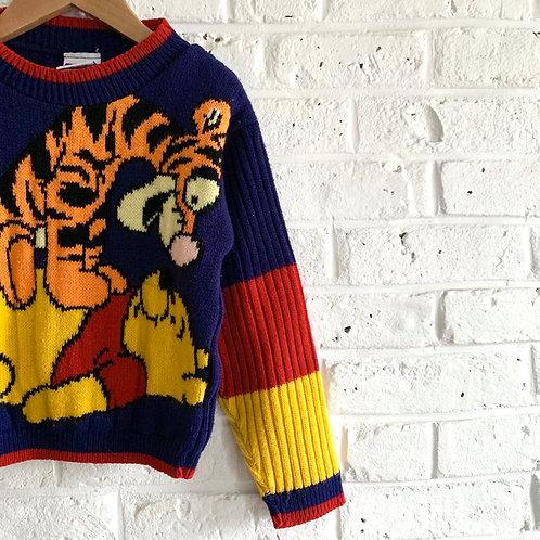 Vintage Pooh Sweater