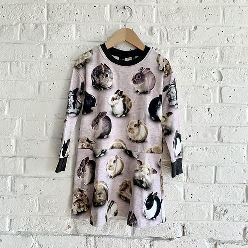 "MOLO ""Bunny Dot"" Dress"