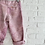 """Thumbnail: Vintage """"Pink Smoke"""" High Waisted Trousers"""