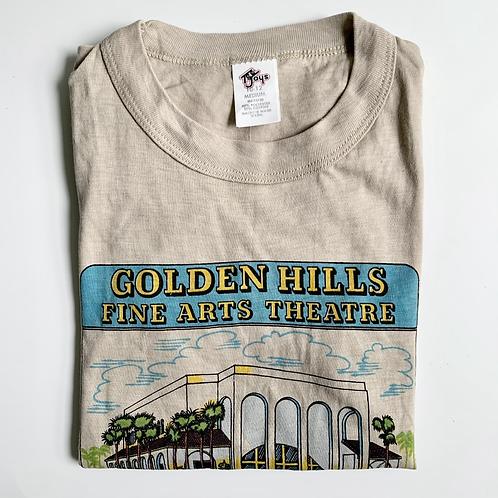 Golden Hills Theatre Tee