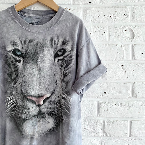"The Mountain ""White Tiger"" Tee"