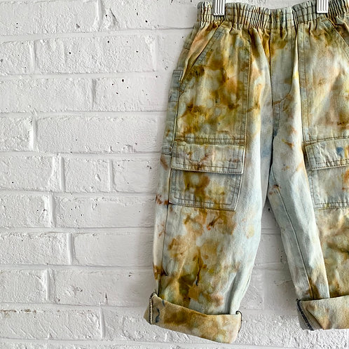 """""""Amber Rust"""" Cargo Jeans"""