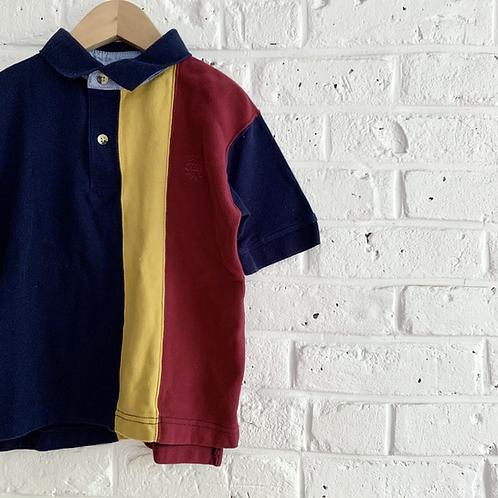 Vintage 90's Colorblock Polo