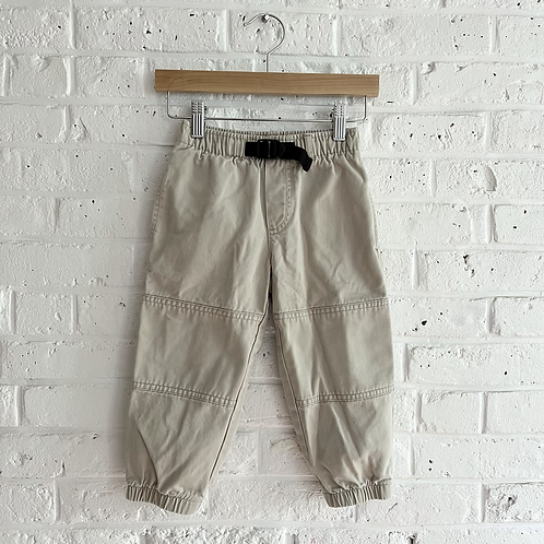 Lands' End Twill Joggers