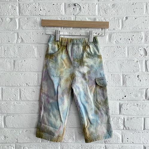 """Vanilla Sky"" Cargo Jeans"