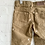Thumbnail: Bulldog Embroidered Cord Pants