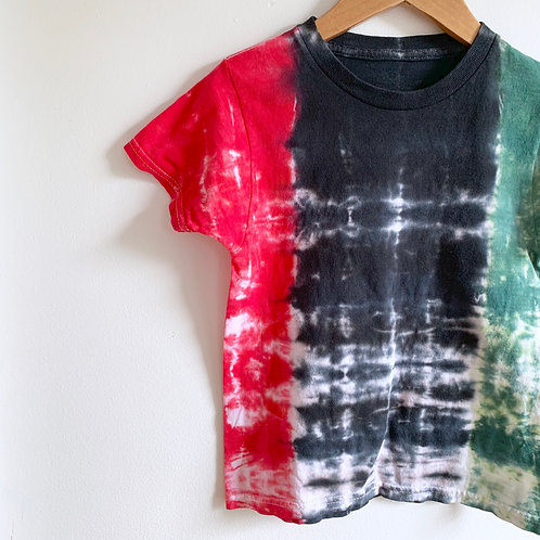 Colorblock Juneteenth Tee