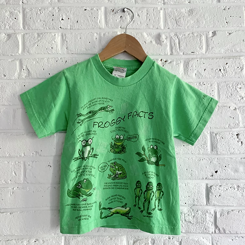 Froggy Facts Tee