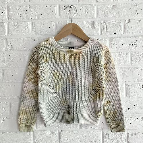 """""""Pastel Marble"""" Tie Dye Sweater"""