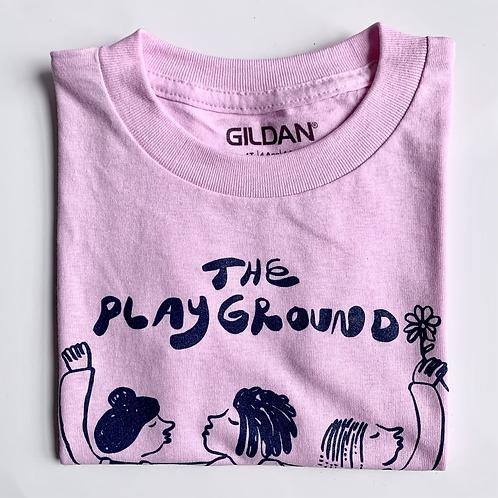 """Playground Friends"" Tee"