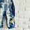 Thumbnail: OshKosh B'gosh Indigo dyed Overalls
