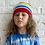 Thumbnail: Stripe Knit Beanie