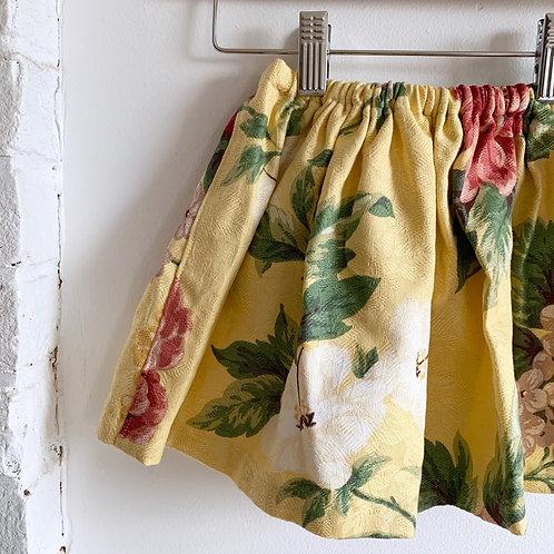 Handmade Floral Circle Skirt
