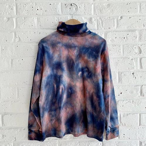 Celestial Tie Dye Turtleneck