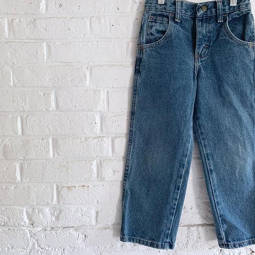 Classic Blue Jeans
