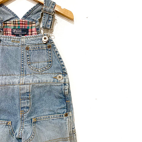 Flannel Lined Polo Overall