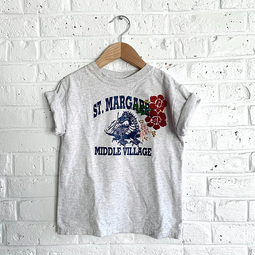 St. Margaret Embroidered Tee