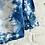 Thumbnail: Crinkle Indigo Dyed Button-up
