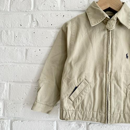 Polo Spring Khaki Jacket