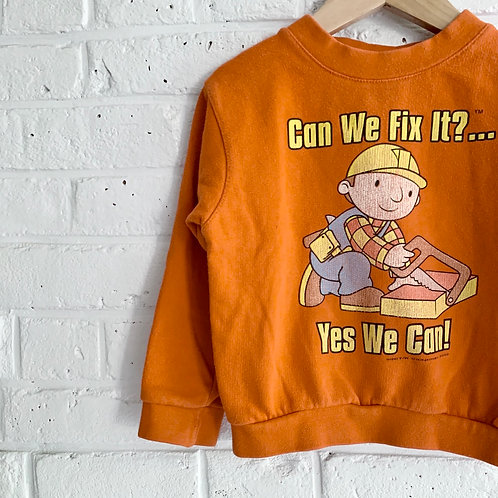 """Bob the Builder"" Sweatshirt"