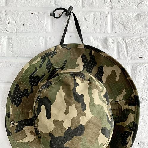 Camo Fisherman Hat