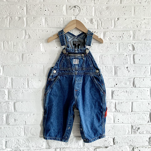 Vintage Polo Jeans Overall
