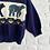 Thumbnail: Vintage Polar Bear Sweater
