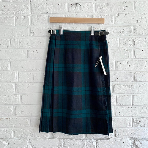 Authentic Flannel Calf-length Kilt