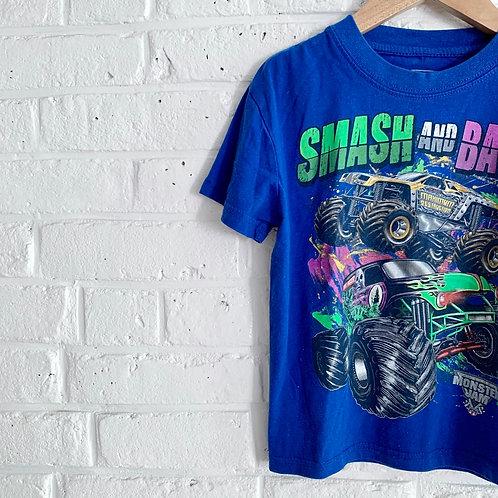 """""""Smash and Bash"""" Tee"""