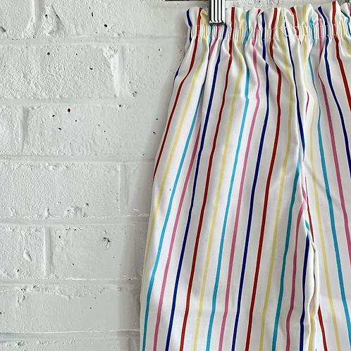 Vintage Poplin Trousers