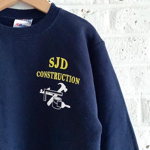 SJD Construction Sweatshirt