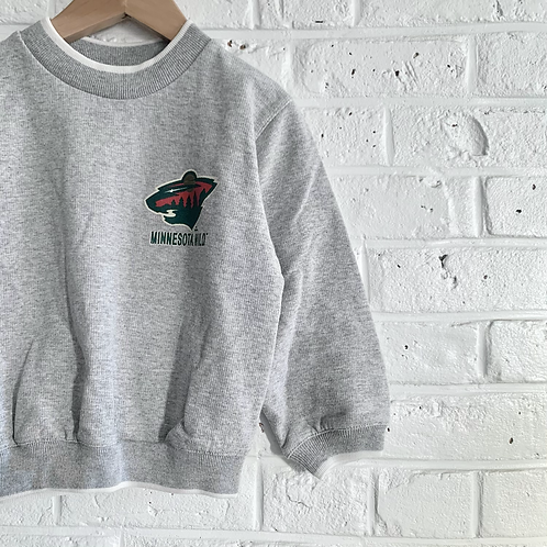 Vintage Minnesota Wild Sweatshirt