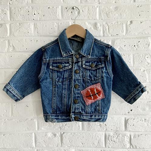 Handmade Sports Patch Jacket