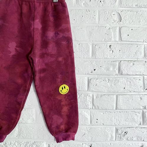 """""""Pink Marble"""" Tie Dye Sweatpants"""