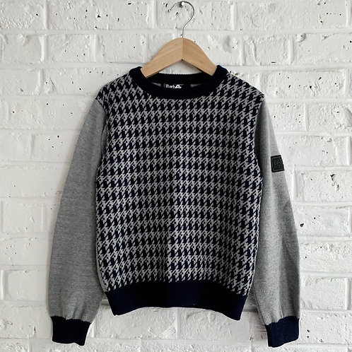 Barbour Herringbone Sweater