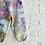 """Thumbnail: """"Hydrangea Bloom"""" Tie Dye Sweatpants"""