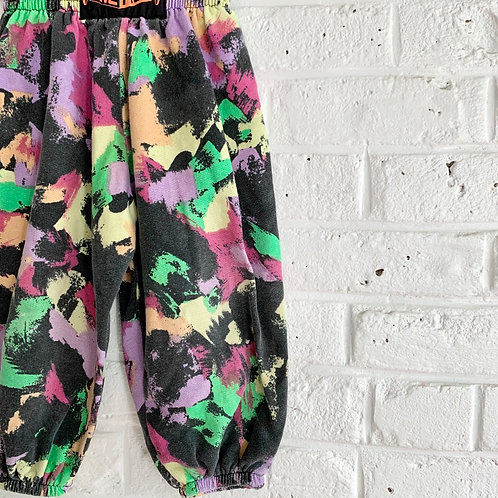 Vintage Abstract Sweatpants
