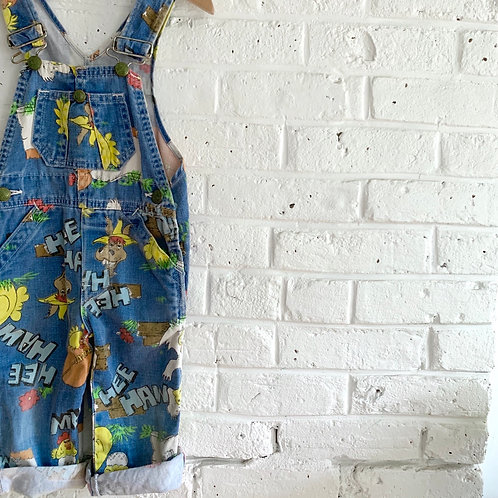 """Vintage 70s' Liberty """"Hee Haw"""" Overall"""