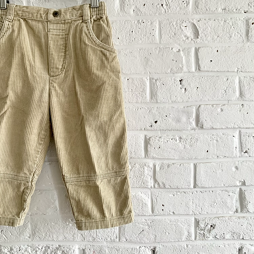 Wide Wale Cord Trousers
